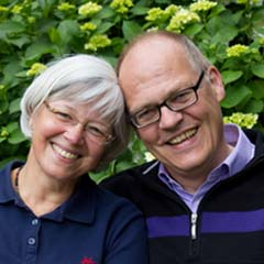 Angelika und Ulrich Callegari