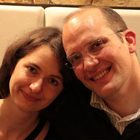 Dr. Carolin und Thomas Schilling