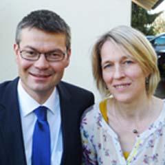 Judith und Andreas Gerner