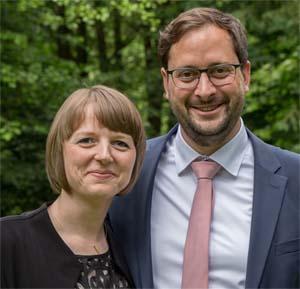 Elisabeth und Bernd Haas