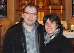 Simone und Michael Biegner