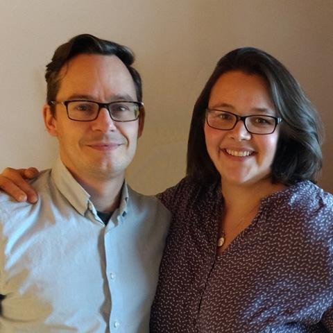 Anna-Maria und Johannes Liebl