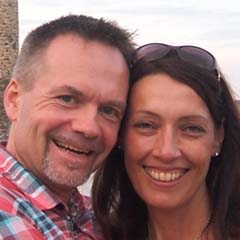 Birgit und Frank Thalheimer