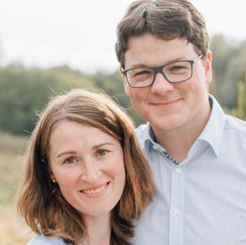 Martina und Daniel Gröber