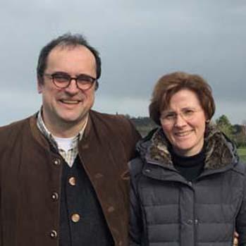 Jutta und Dr. Frank Breitenbach