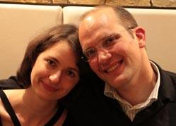 Martina und Hendrik Wiermer